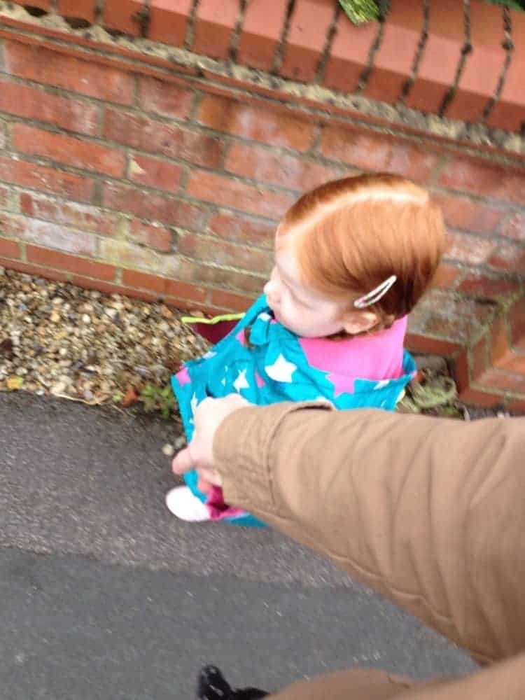 Walking to School - The Ordinary Moments