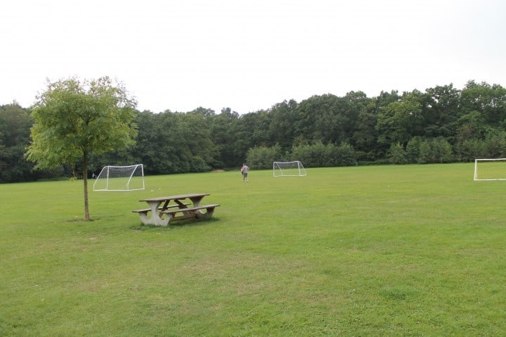 An Afternoon at Sunningdale Park
