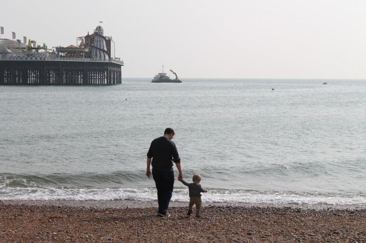 An Afternoon in Brighton