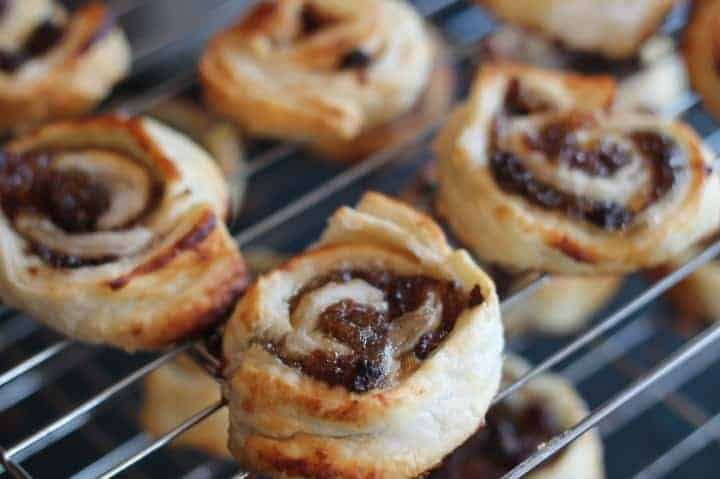 Festive Mincemeat Swirls Recipe
