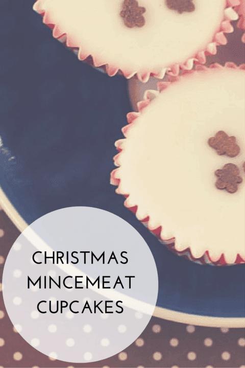 Christmas Mincemeat Cupcakes Recipe