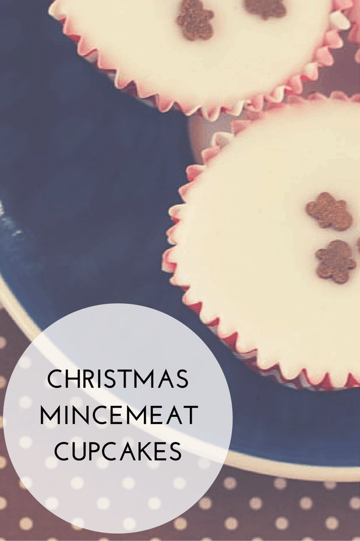 Recipe: Christmas Mincemeat Cupcakes