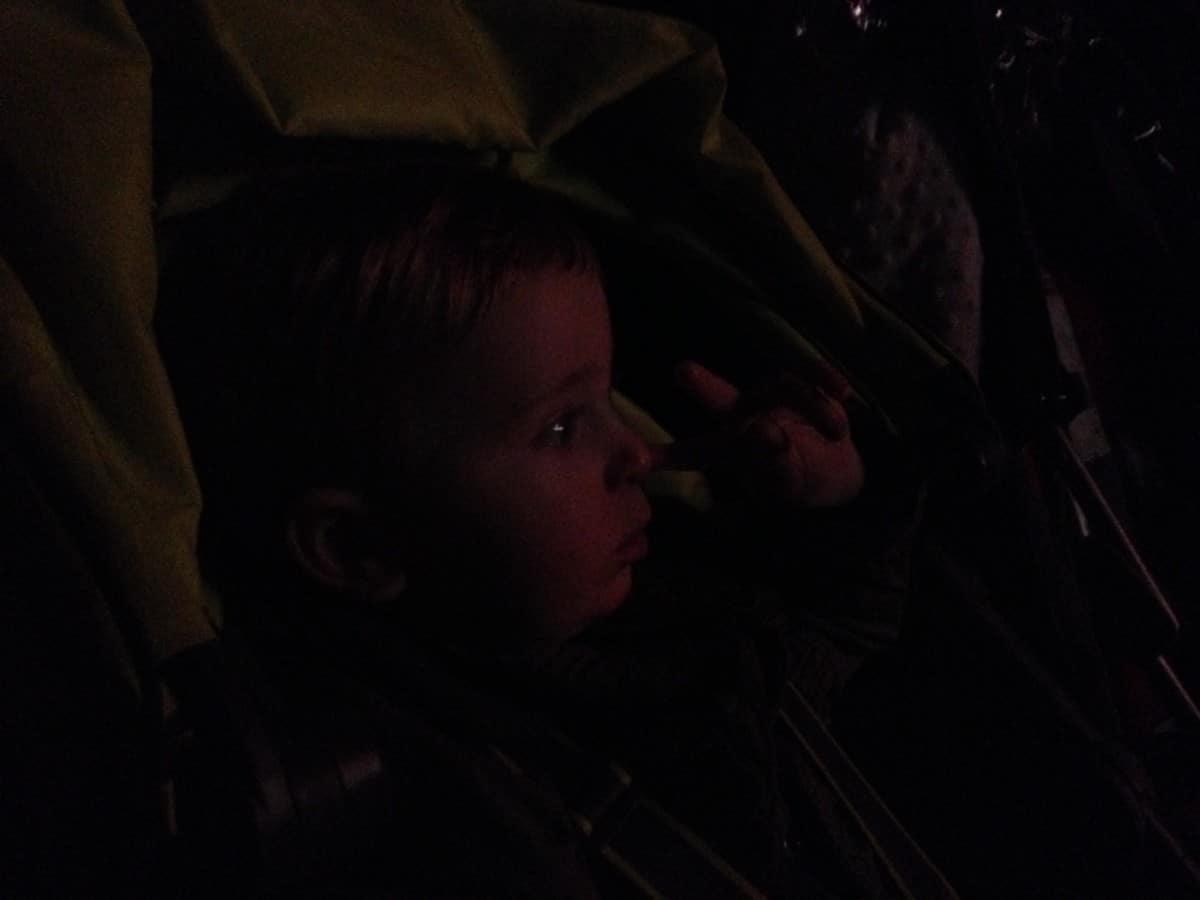 Fireworks at Legoland