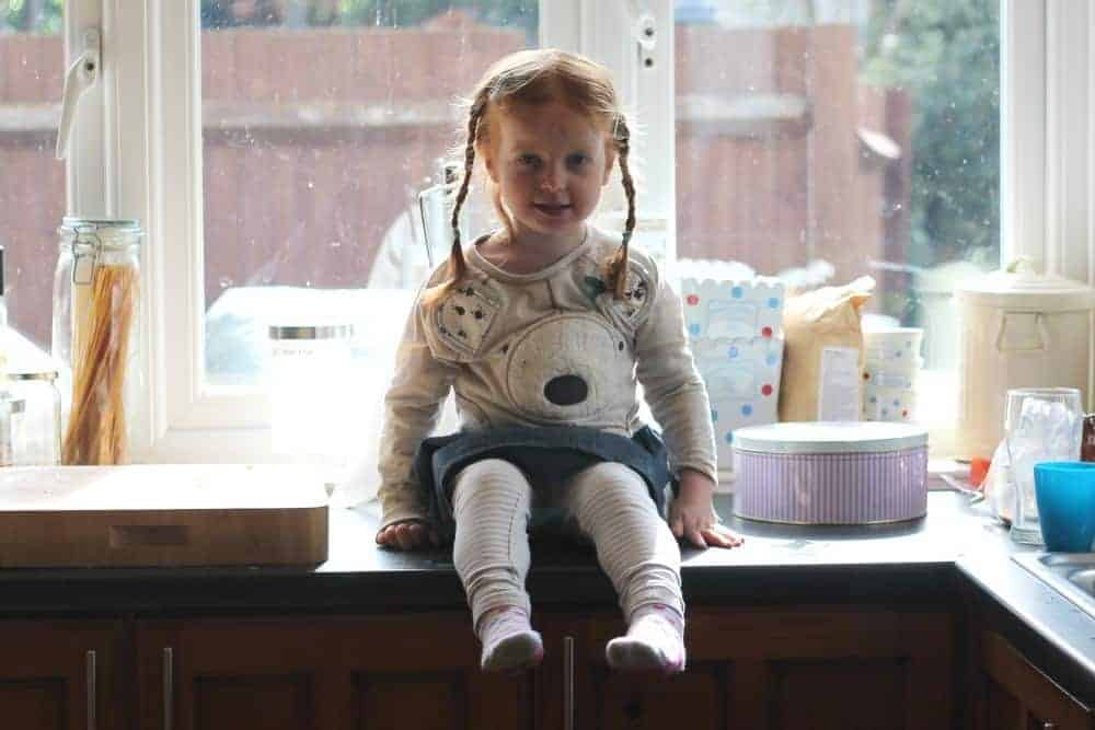 My Kitchen Worktop Hog {The Ordinary Moments}