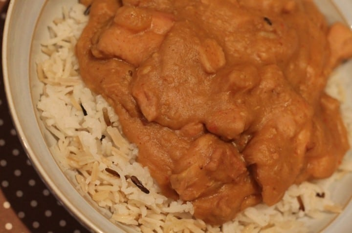 Recipe: Slow Cooker Chicken & Lentil Curry