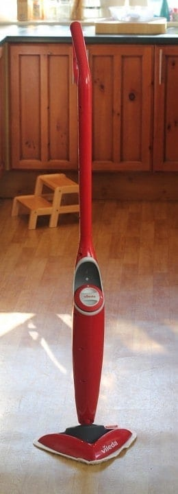 Review: Vileda 100°C Hot Spray Steam Mop
