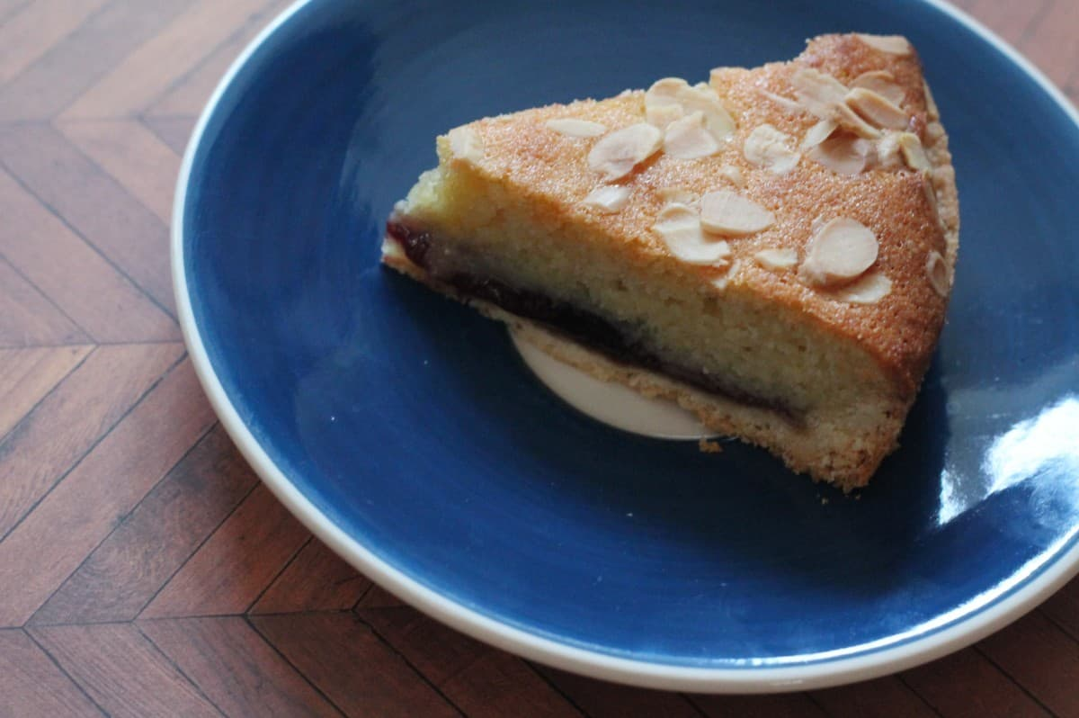 Festive Bakewell Tart Recipe