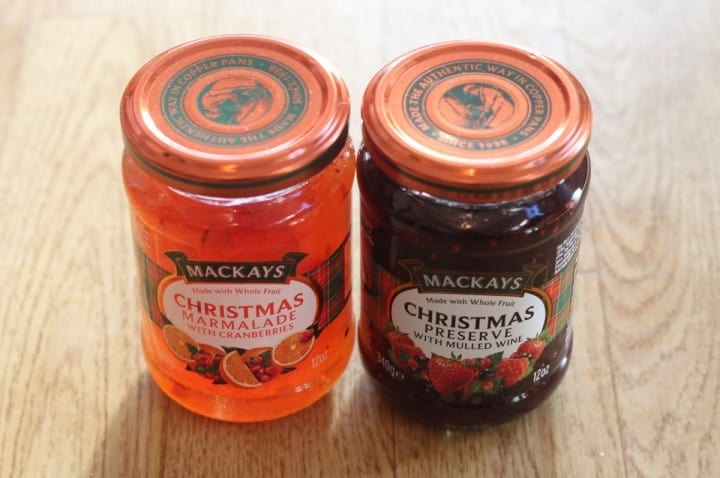 Review: Mackays Festive Preserves