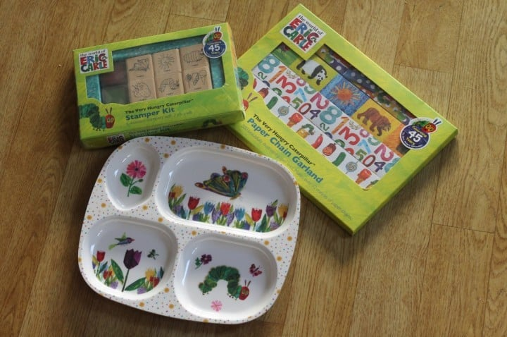 Review: Wild and Wolf Very Hungry Caterpillar Range