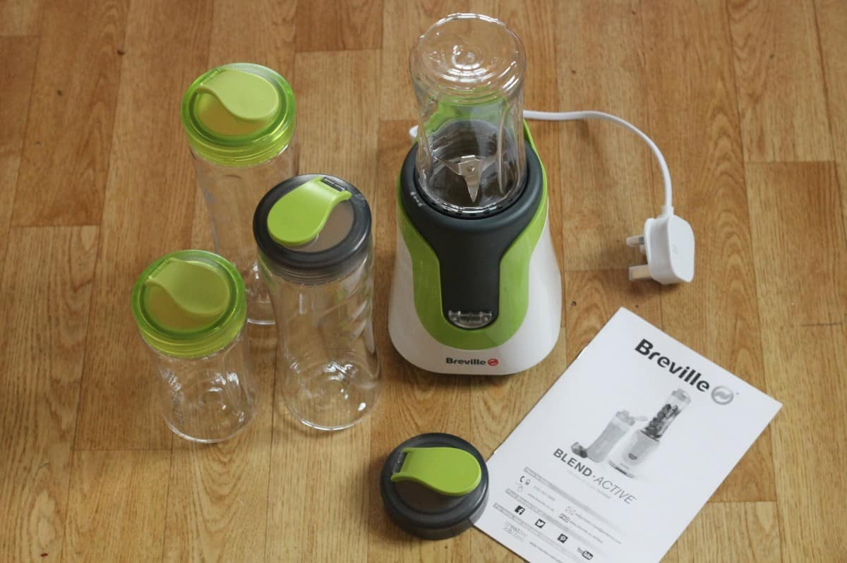 Review: Breville Blend Active Family Pack