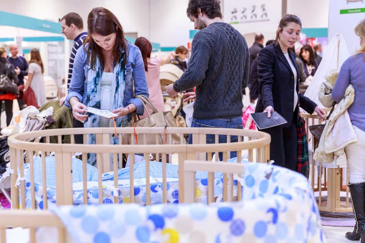 Review: The Baby Show ExCel London 2015