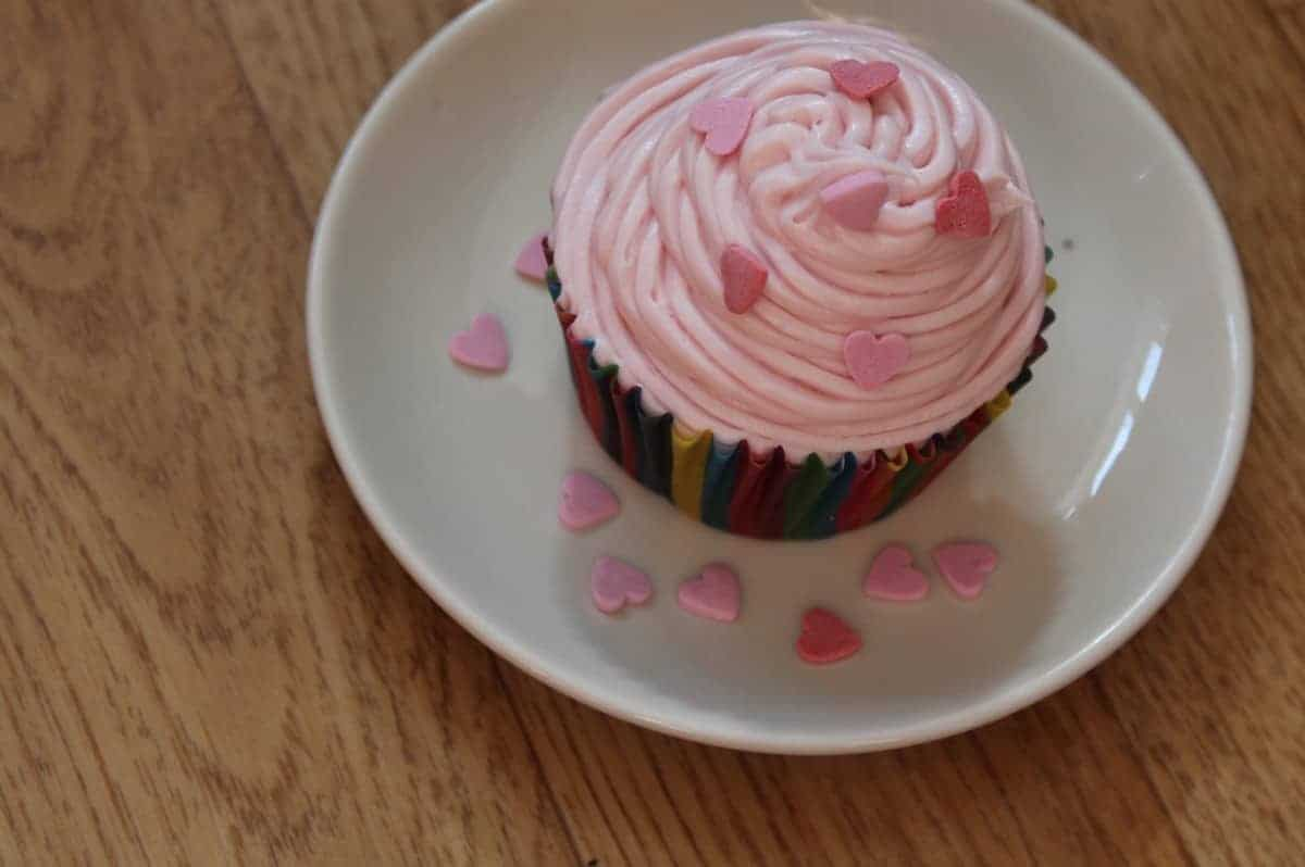 Baking Cupcakes for Valentines {OXO Good Grips Review}