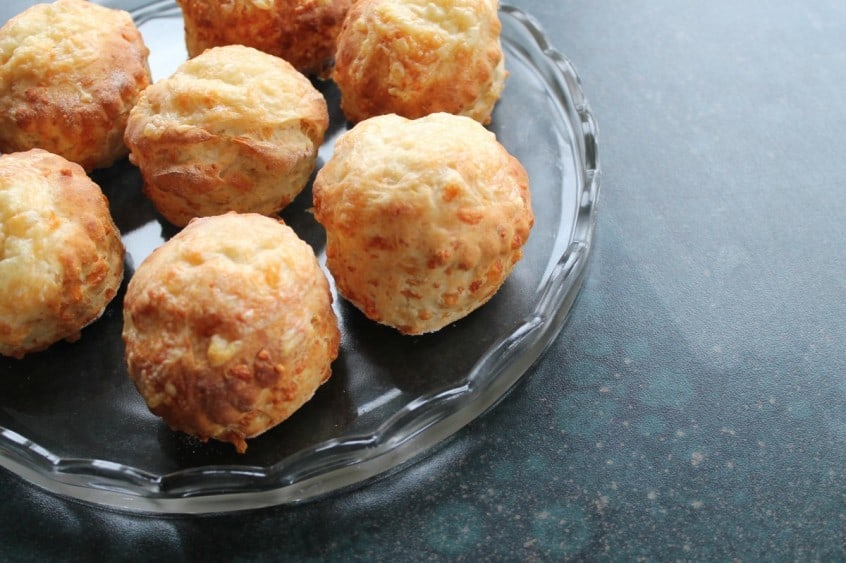 Cheese Scones Recipe and BLW Weaning Update!