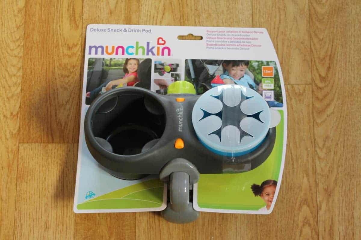 Review: Munchkin Deluxe Snack and Drink Pod