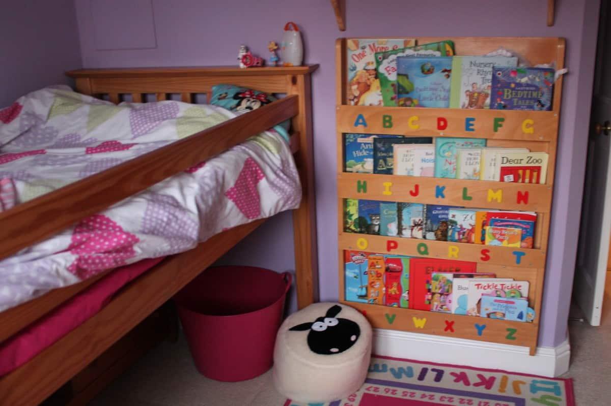 LP's New Bedroom