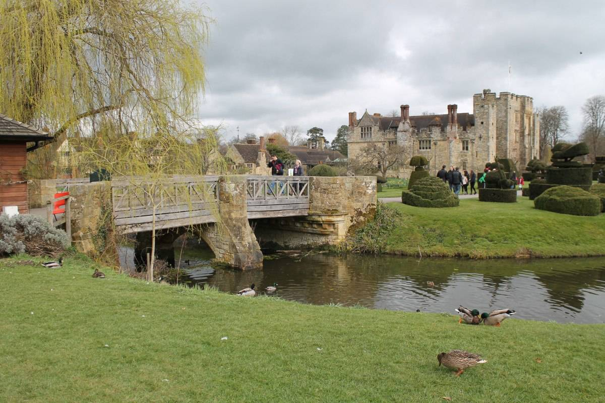 Review: Hever Castle