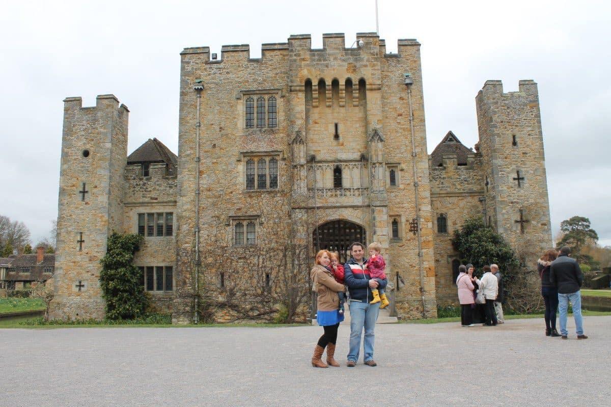 Hever Castle - Edenbridge, Kent