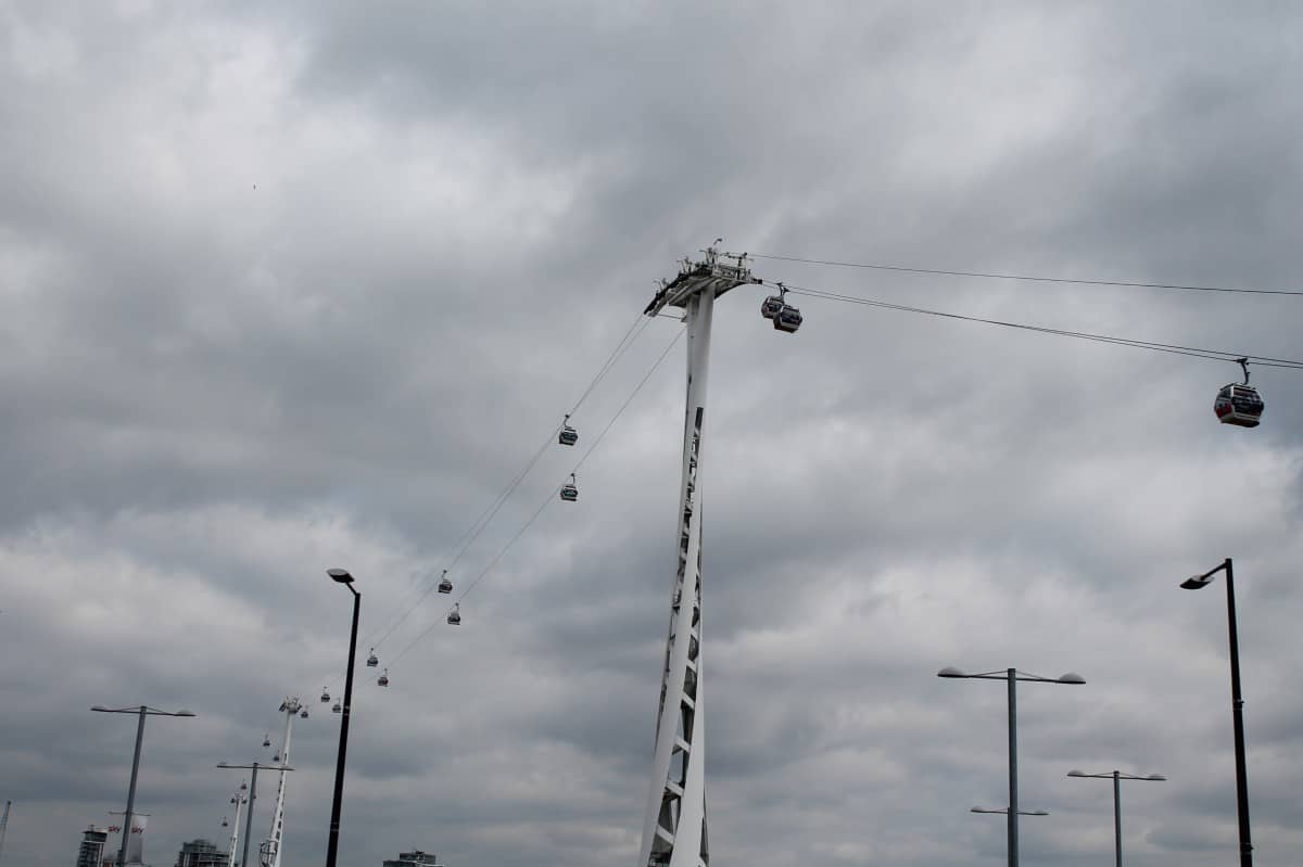 Emirates Air Line London Cable Car Review