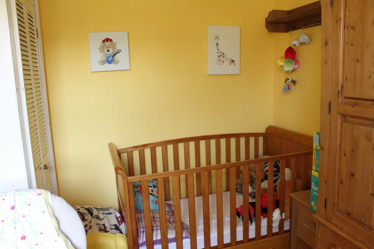 Plans for Little Man's Nautical Room and Decluttering Tips