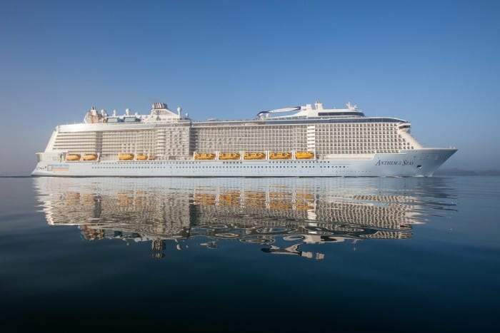 Review: Royal Caribbean - First Impressions #AnthemoftheSeas