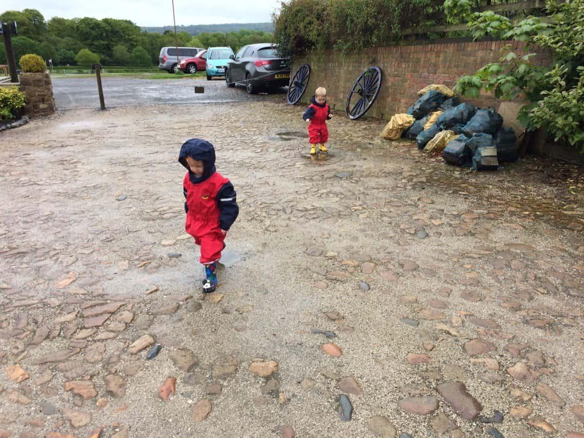 Review: Alcumlow Hall Farm