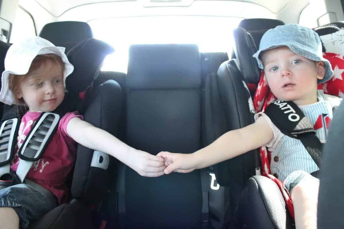 Holding Hands in the Car {The Ordinary Moments}