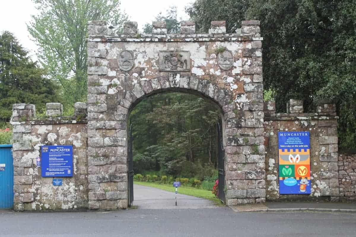 Review: Muncaster Castle