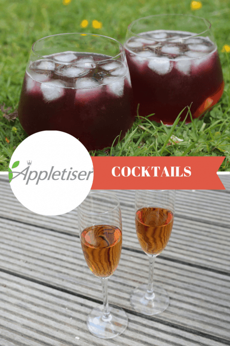 Making Cocktails with Appletiser
