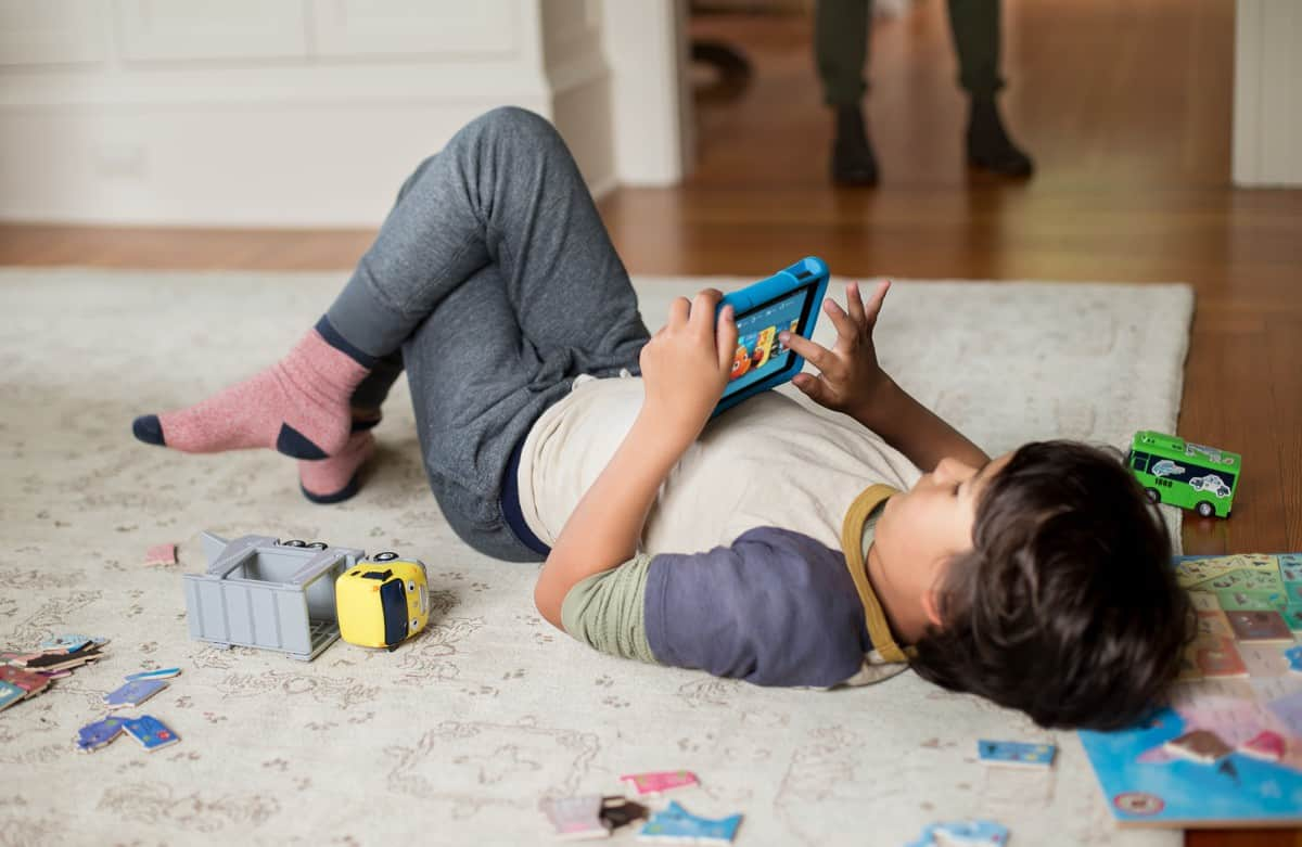 Introducing Fire HD Kids Edition