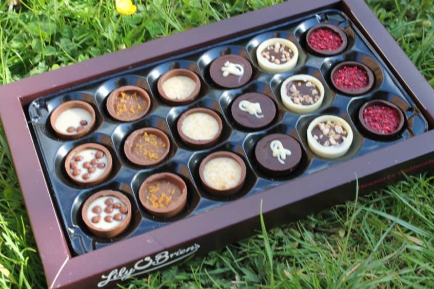 Review: Lily O'Brien's Chocolate Desserts Collection