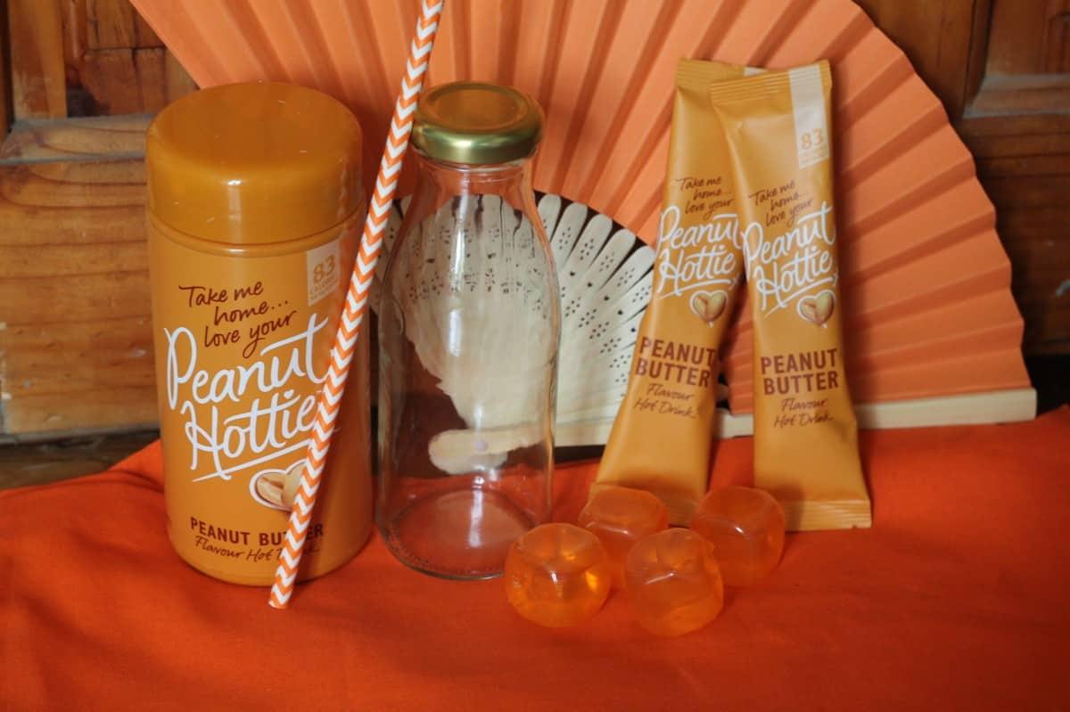 Peanut Milkshakes thanks to Peanut Hottie