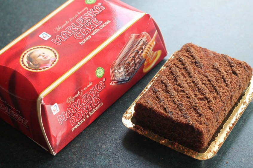 Review: Marlenka Cakes