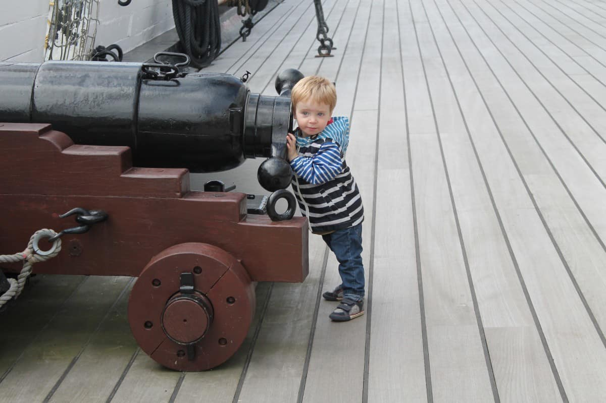 Review: Portsmouth Historic Dockyard