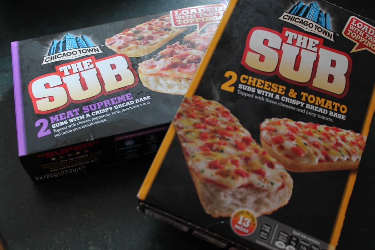 Review: Chicago Town's New Pizza Products