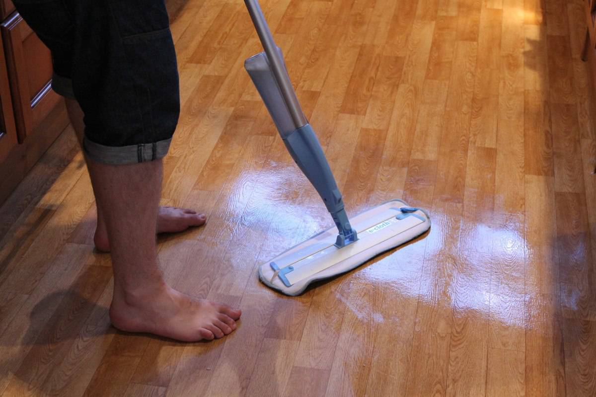 ... Kitchen Floor Tile · Spray Deep Clean Mop Only Uses Water To Clean We  Have Had No Problems With It ...