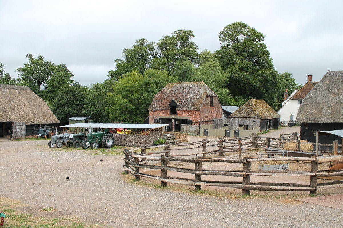 Manor Farm and Country Park - Southampton, Hampshire