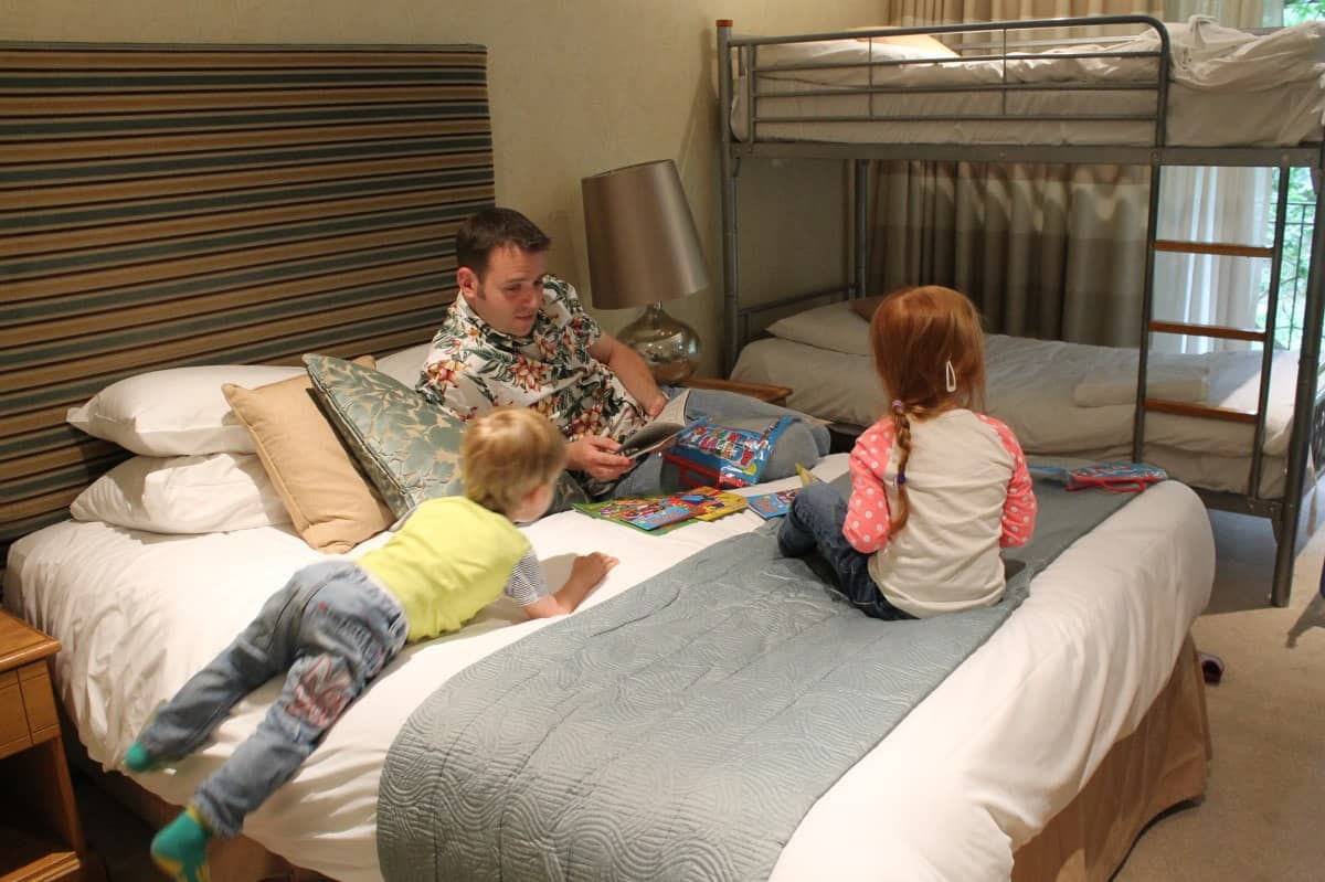 Review: A stay at the Marwell Hotel