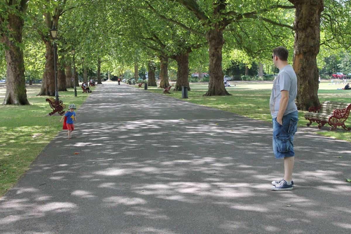Review: Battersea Park