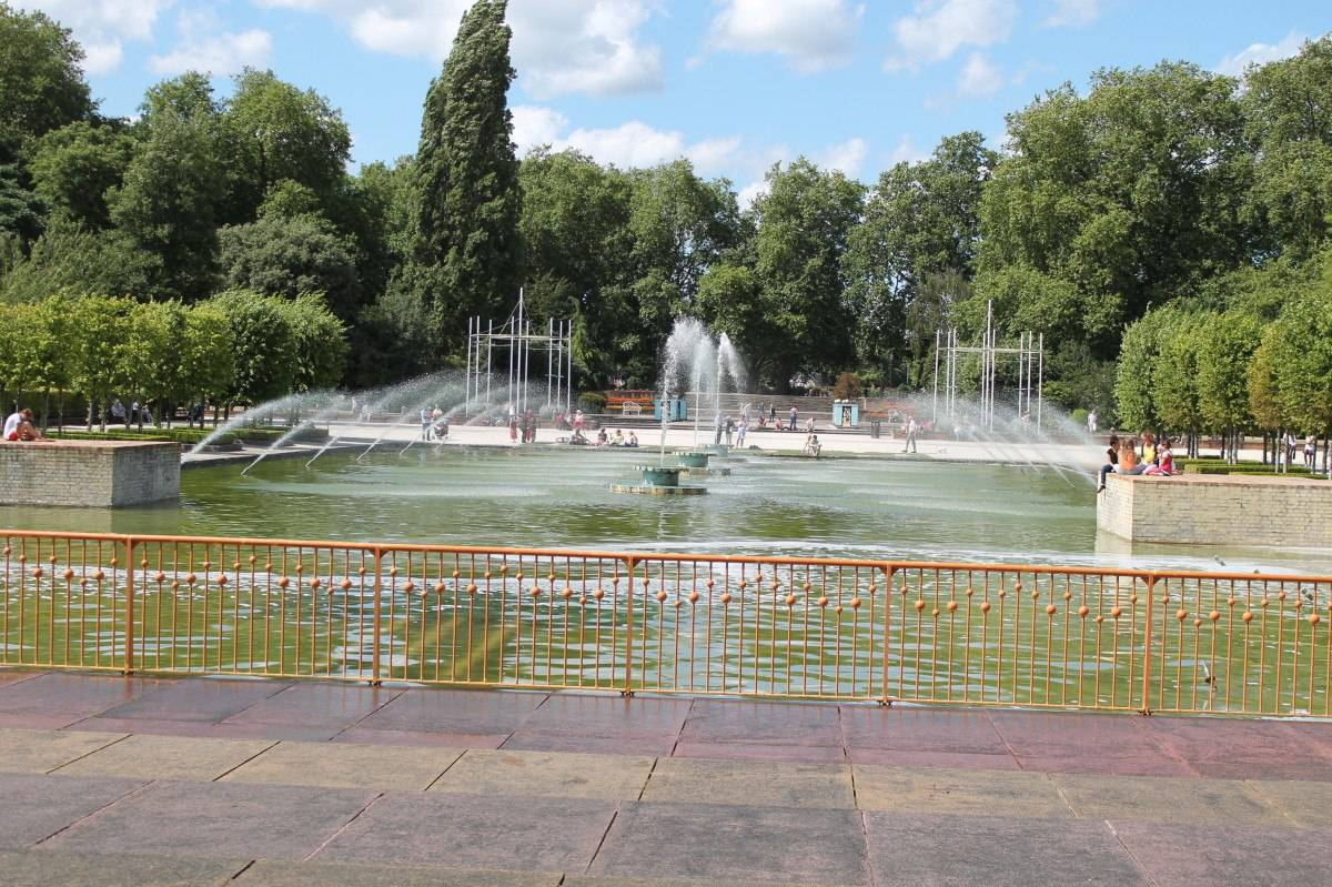 Review: Battersea Park