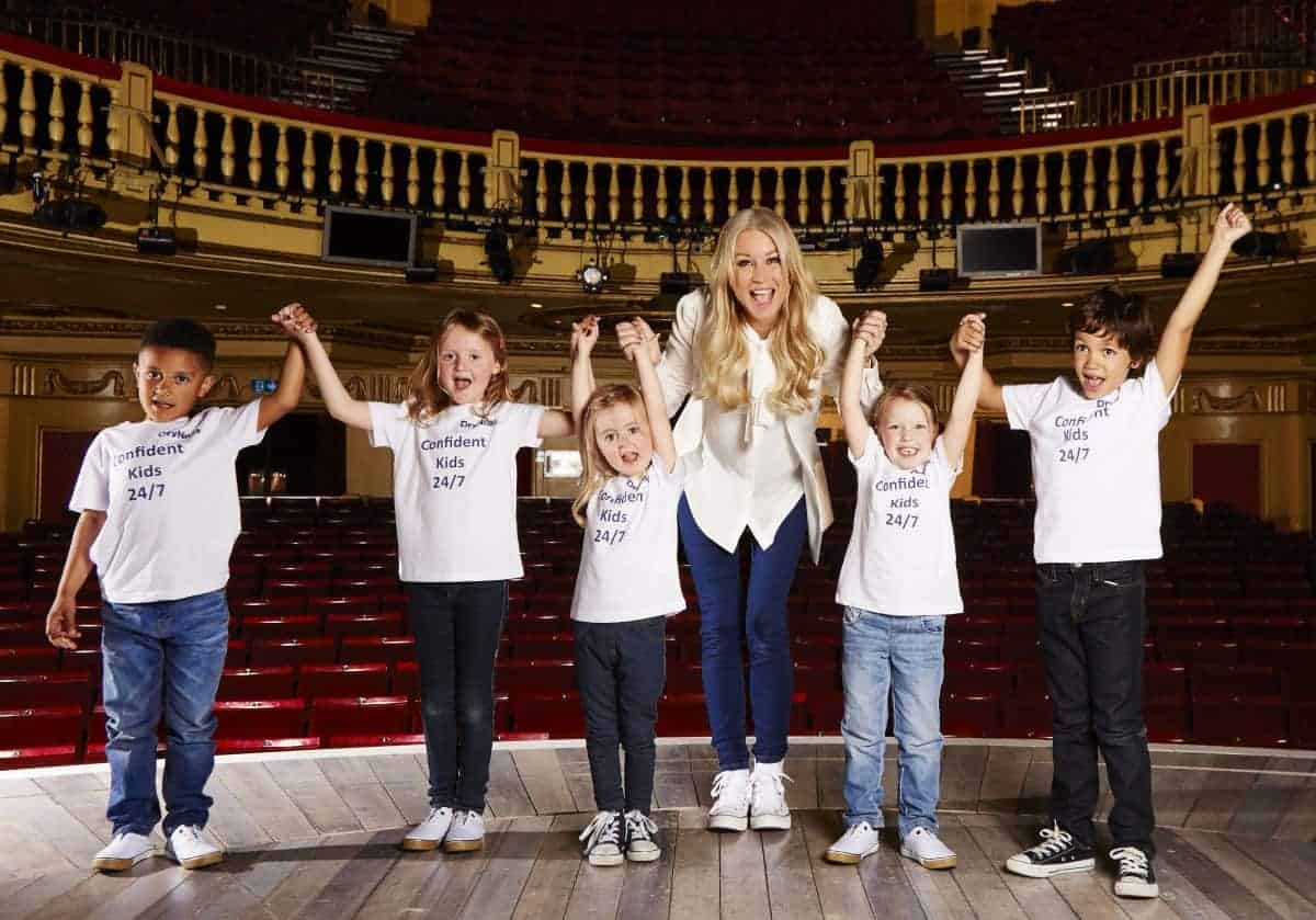 Denise Van Outen is teaming up with DryNites to Inspire Confidence in Kids
