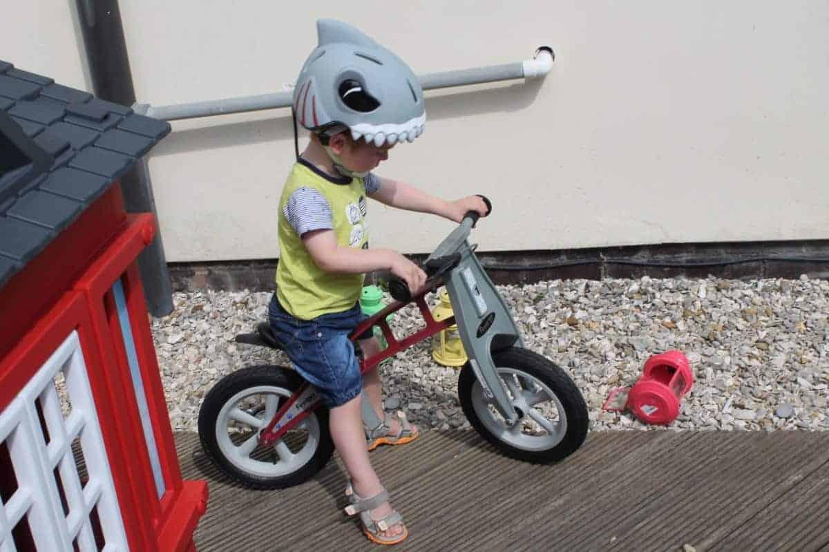 Review: FirstBIKE Balance Bike