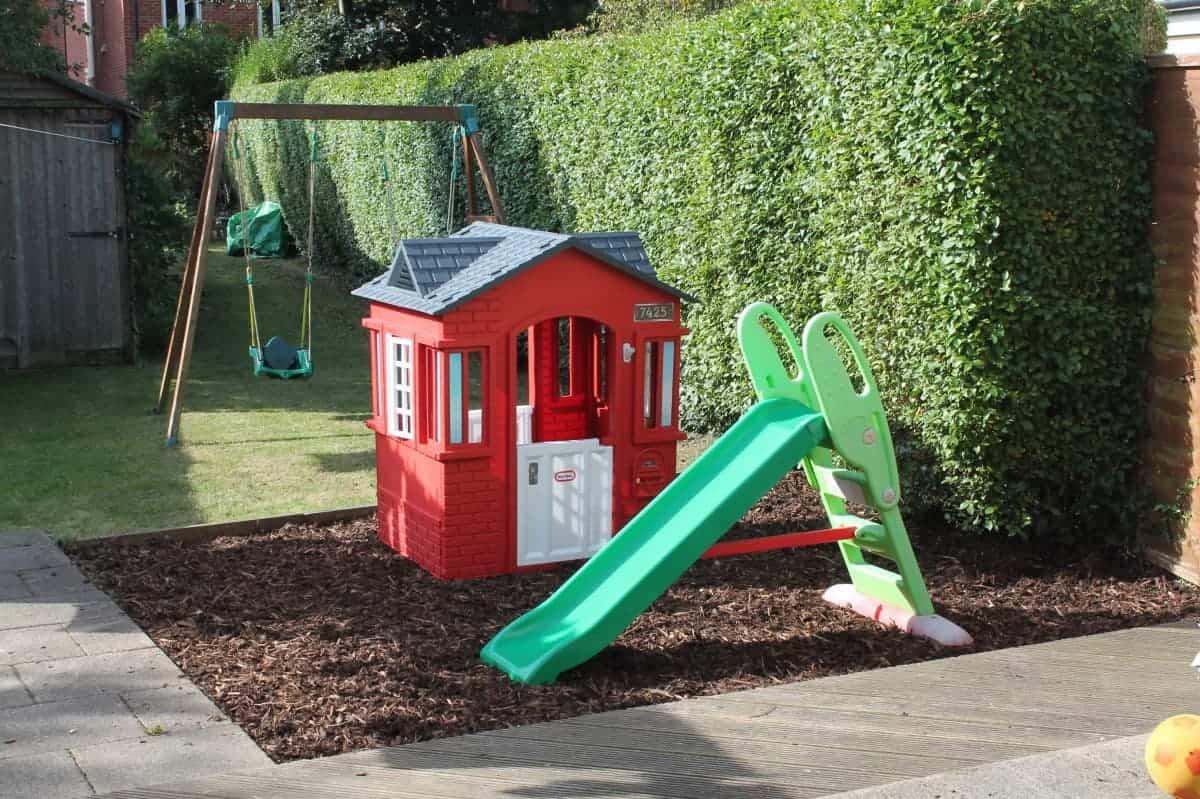 Creating a Garden Play Area