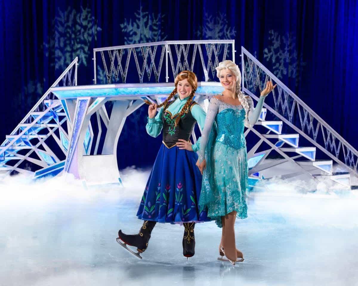 Disney on Ice: World of Enchantment