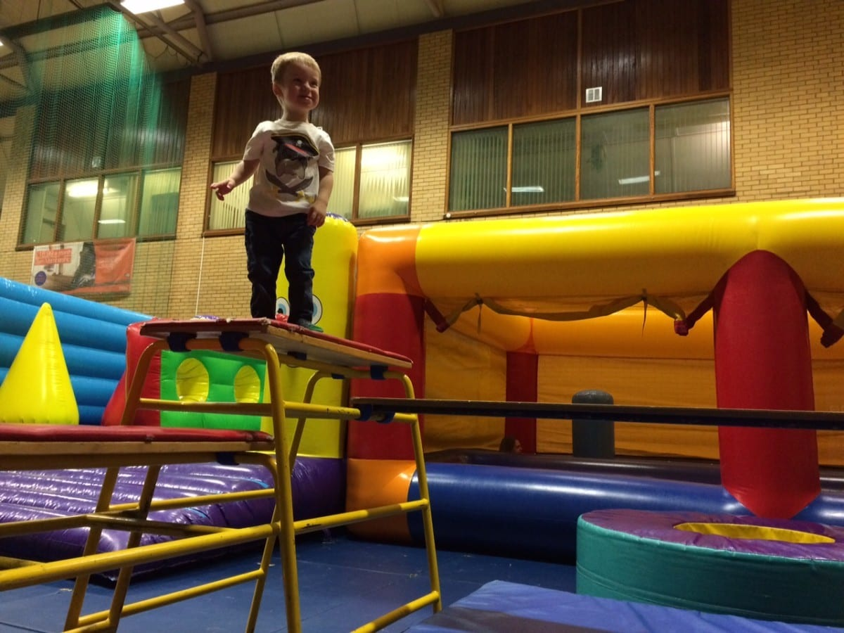 Review: Creepy Crawlies - The Arena, Camberley