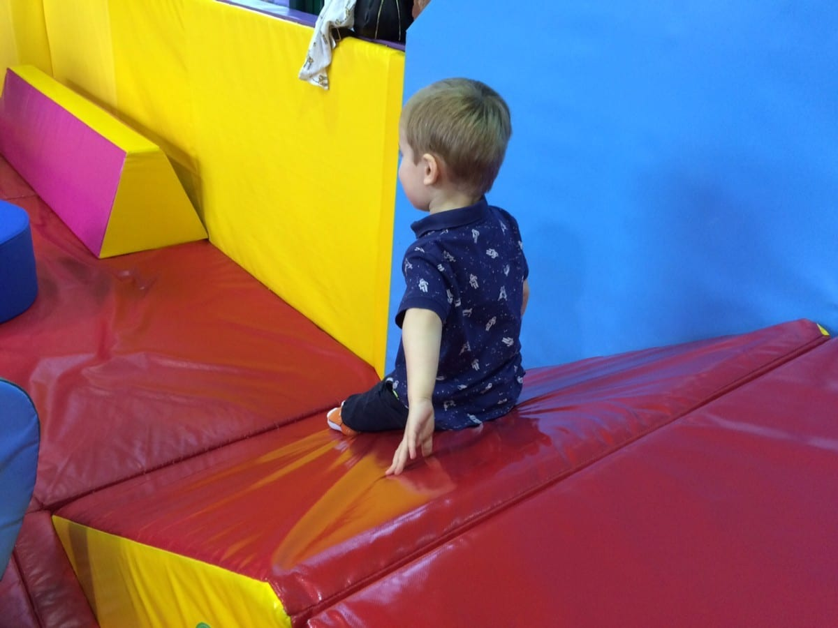 Review: Active Tots - Reading
