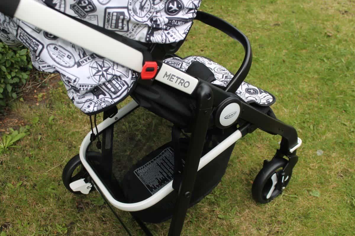 Review: Graco Metro Stroller