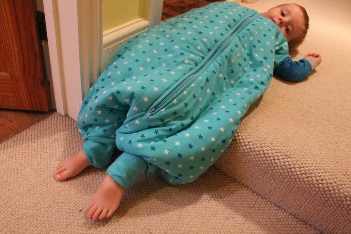 Review: Slumbersac Sleeping Bag with Feet