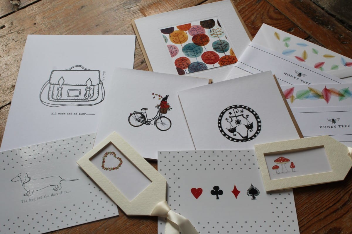Honeytree Post Stationery Subscription Boxes Review - What the