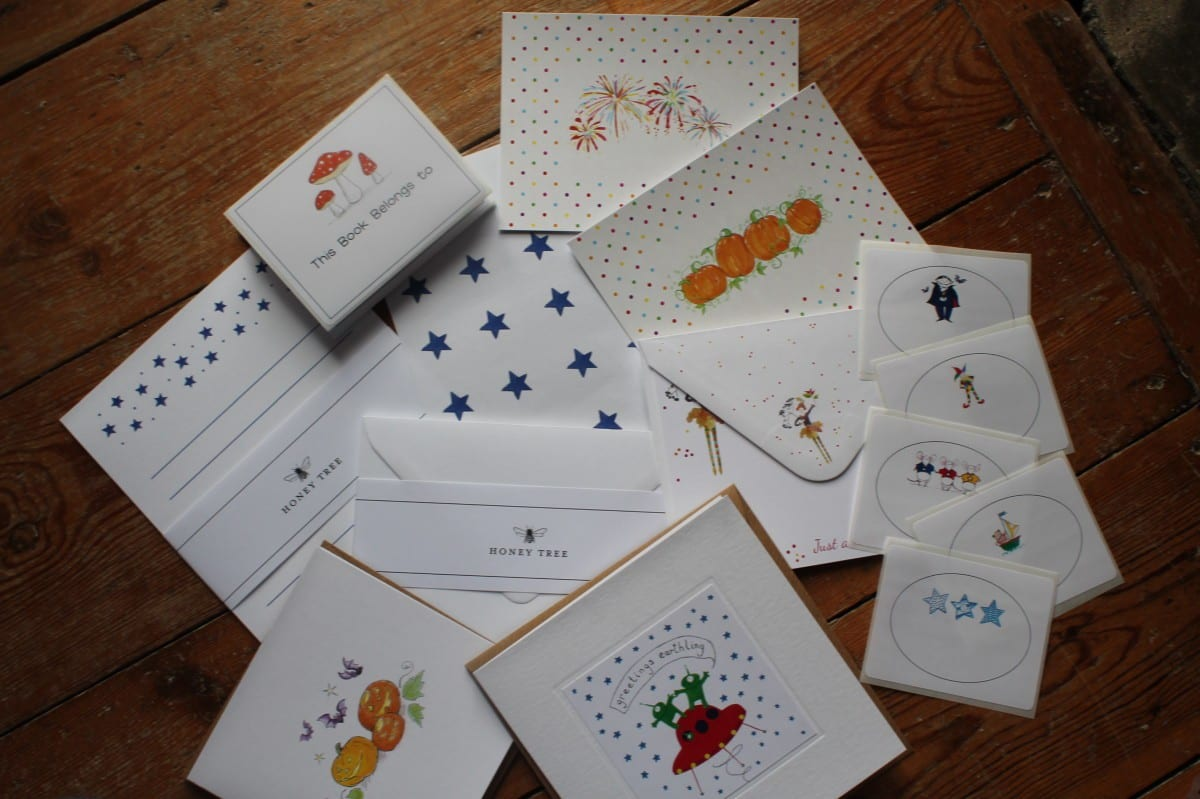 Honeytree Post Stationery Subscription Boxes Review - What