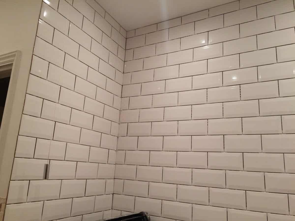 Our Bathroom Renovation - Halfway Through!